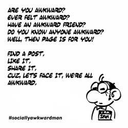 Awkwards of the World Unite by Leonidas666