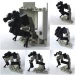 Warframe's LEGO Moa