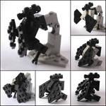 Warframe's Lego Bursta
