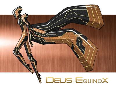 Deus EquinoX by Leonidas666