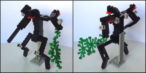 Lego Eidolon by Leonidas666