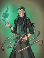 The Spirit Hunter by Leonidas666
