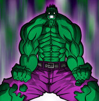Hulk by Leonidas666