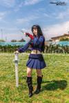 Satsuki Kiryuin + Senketsu Cosplay (Kill la Kill)