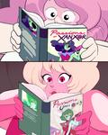Pink Diamond reads LAREMMY