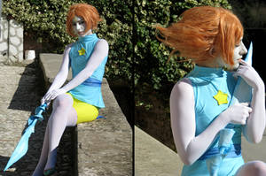 Pearl cosplay by UnicaGem