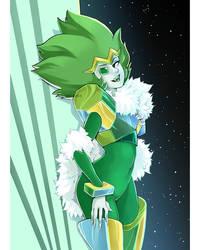 Emerald Steven Universe by UnicaGem