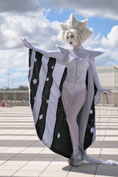 White Diamond cosplay