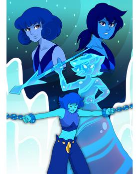 Lapis Lazuli - Why So Blue