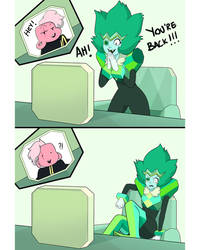 Emerald - Lars is back