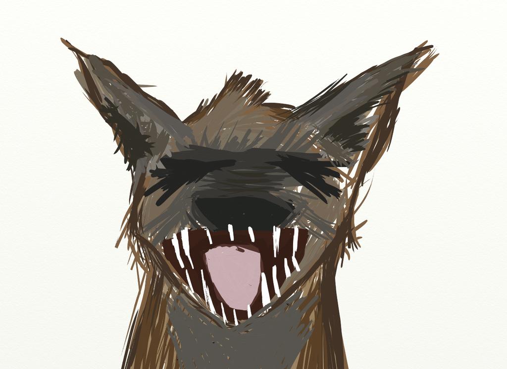 Hyeener by cyborghyena