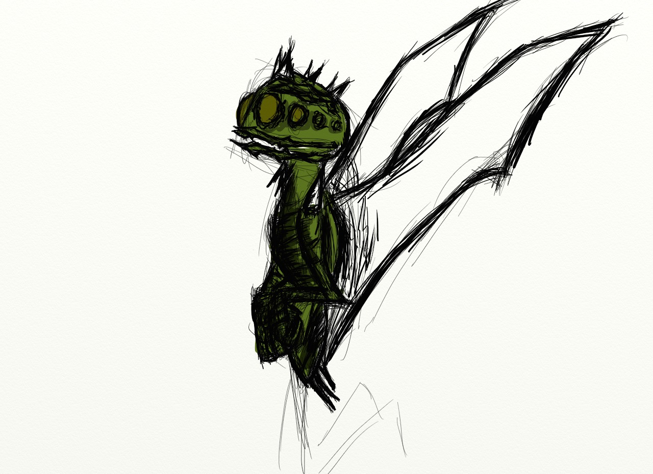 Bug Princess by cyborghyena