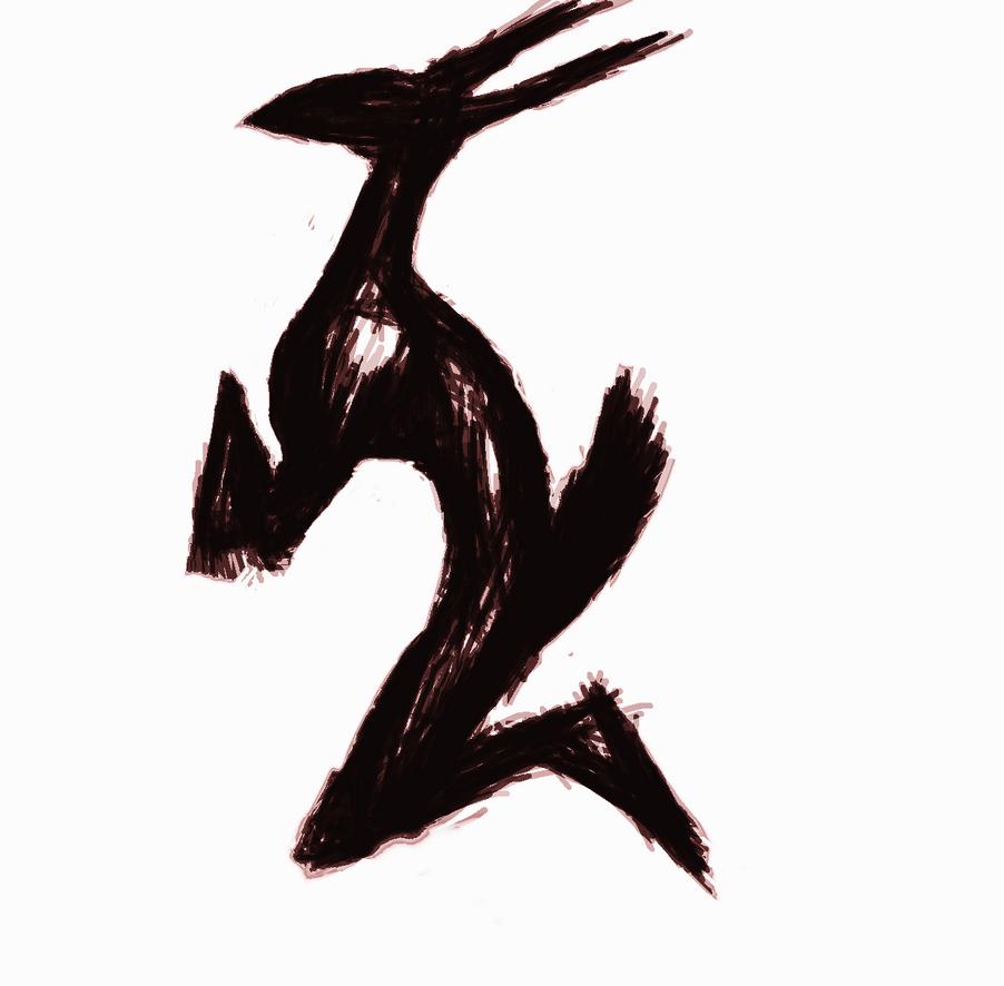 Rabbit by cyborghyena