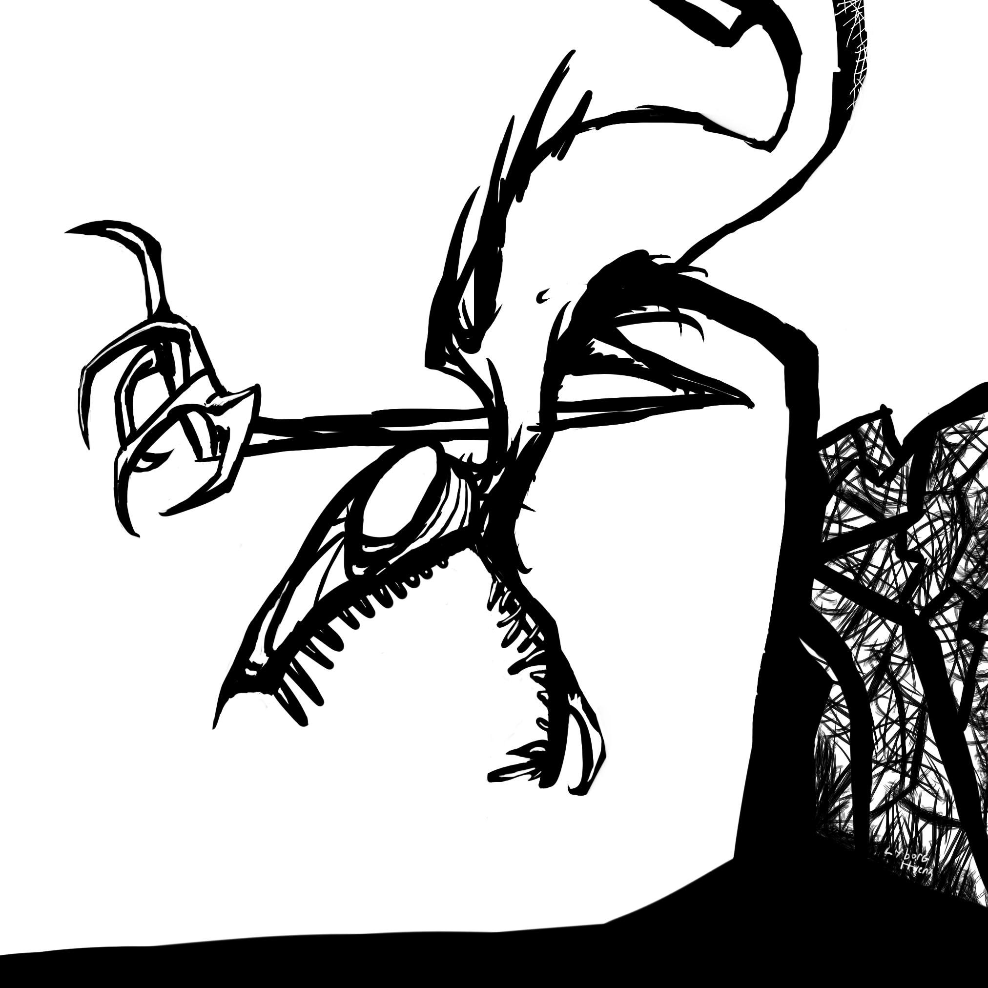 An Art of Infectious Diversion by cyborghyena