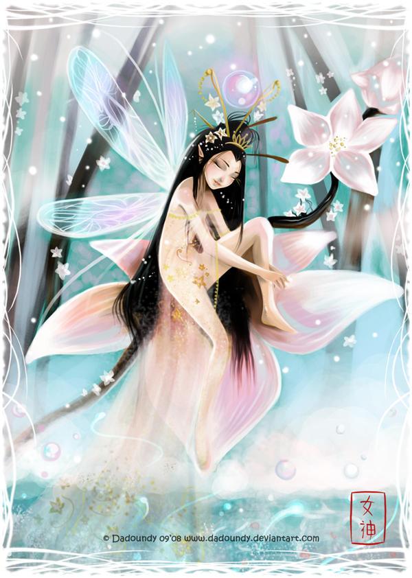 -Chinese Fairy-