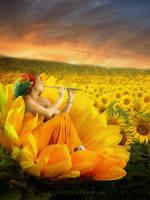 Summer Goddess by nxlam1801
