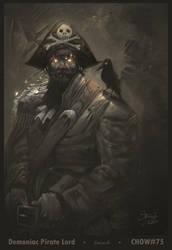 Demoniac Pirate Lord - CHOW75 by skazi222