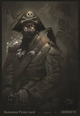 Demoniac Pirate Lord - CHOW75