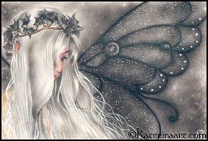 Sadeness - Kartk by FaeryCircle