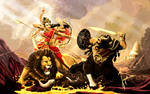 Durga - Mahishasura Mardini