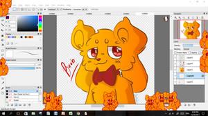 (kittydog) Boob Shimeji!