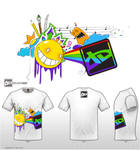 dA logo T shirt design contest