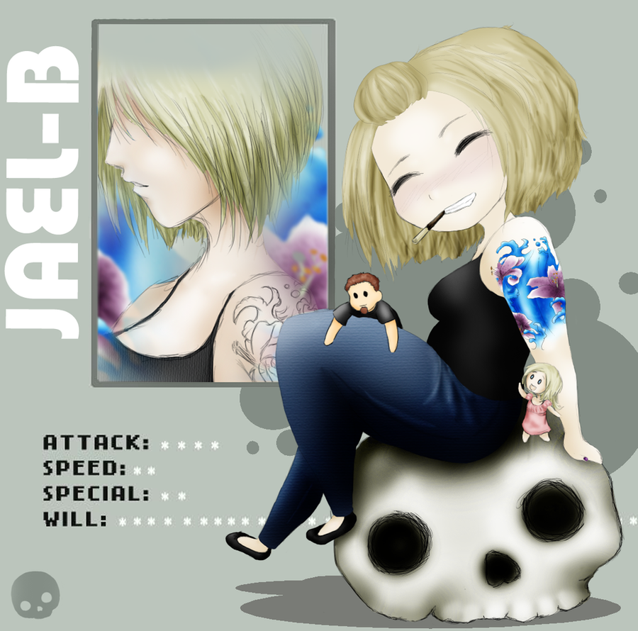 Skull ID by jael-b