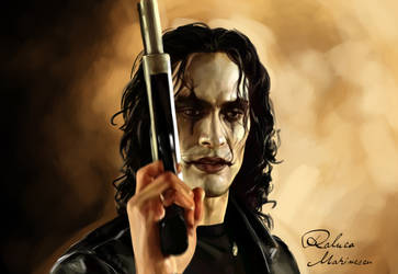 Brandon Lee by Rembrush