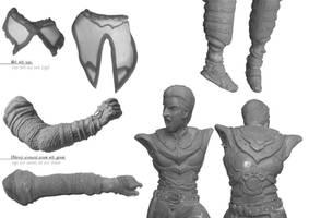Risen 3 - Titan Lords: Guard (Details)