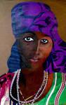 Turban Woman