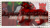 Raptor Stamp by TheBloodskins