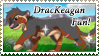 Drackeagan Fan Stamp by TheBloodskins