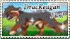Drackeagan Fan Stamp by TheBloodskins