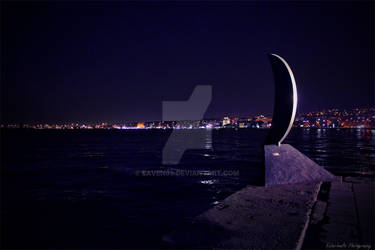 Salonica by night