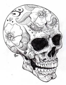 Sugar Skull Ping