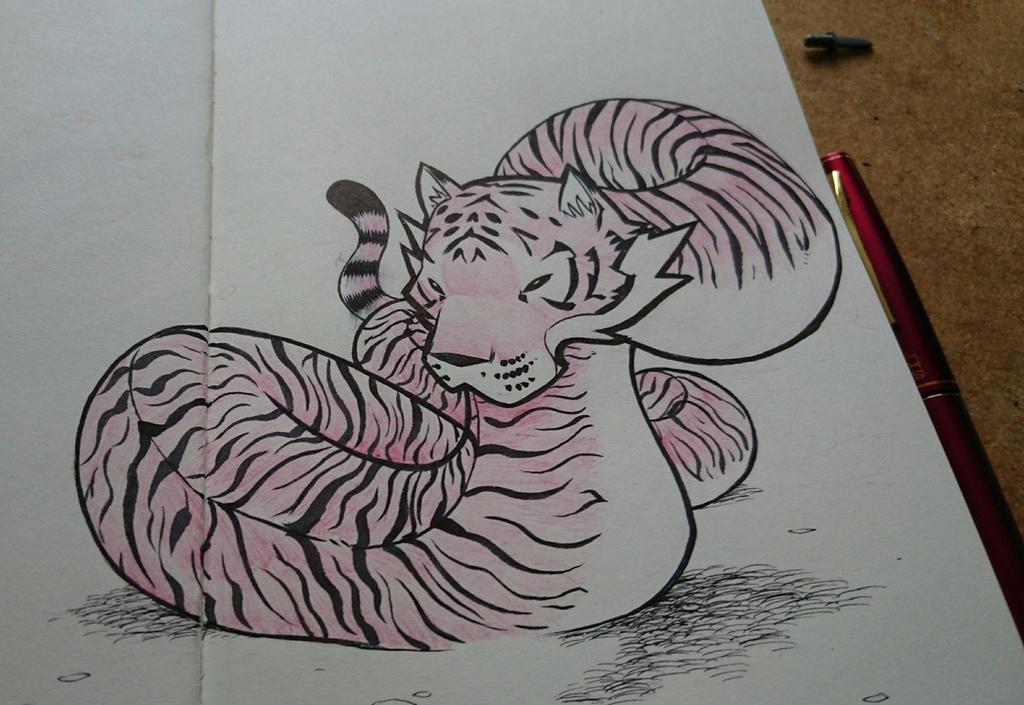 Tigaconda by PINGriff