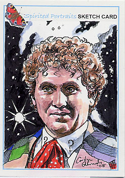 Galerry The Sixth Doctor colour by The 13th Doctor on DeviantArt