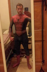 1st Time in New Suit