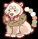 Wreath Cub- SOLD