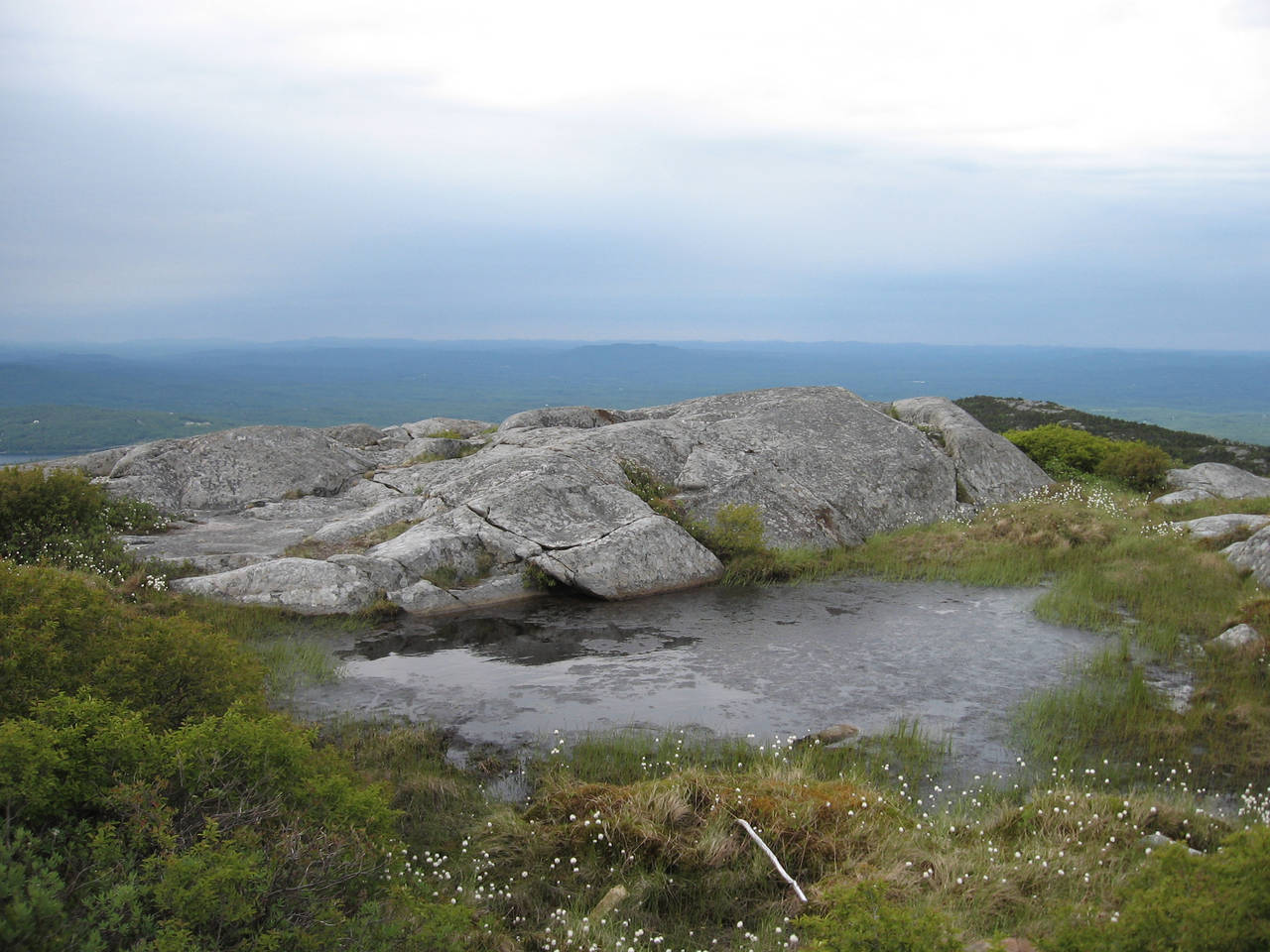 Mt. Monadnock 2 by dseomn
