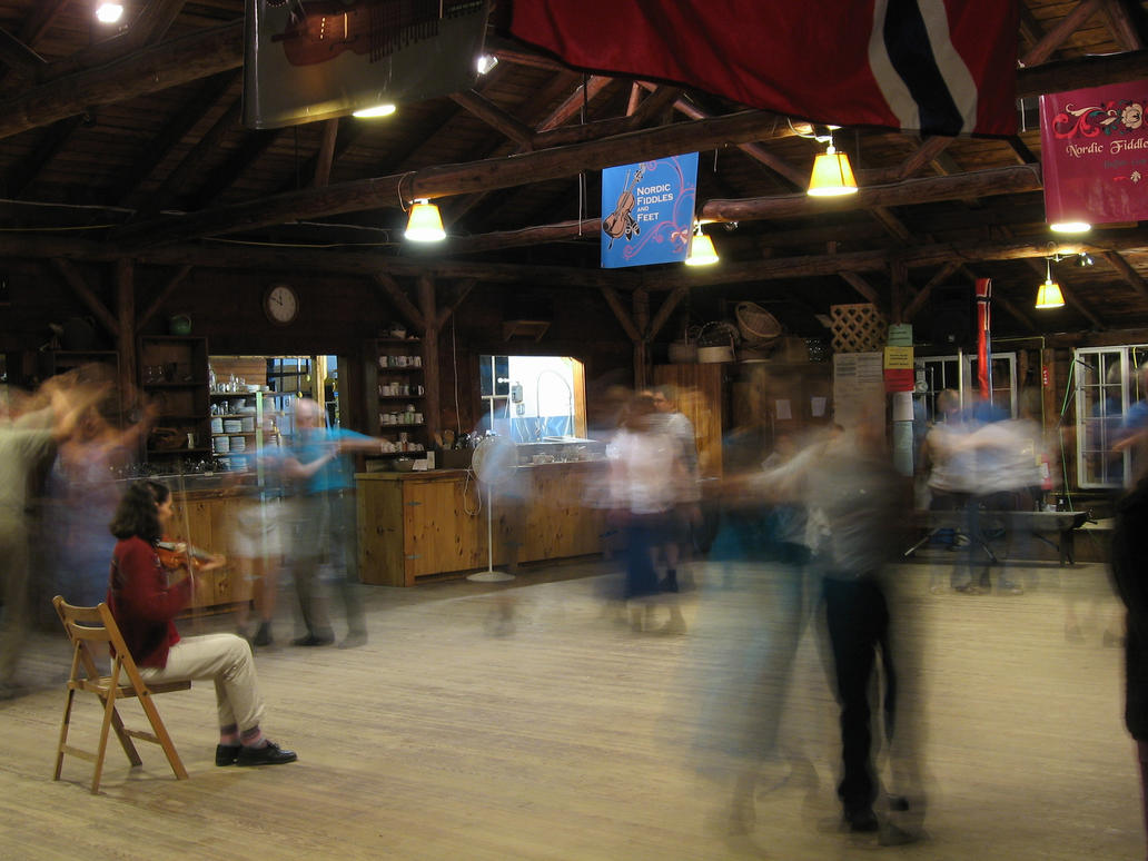 Dance From Telemark by dseomn