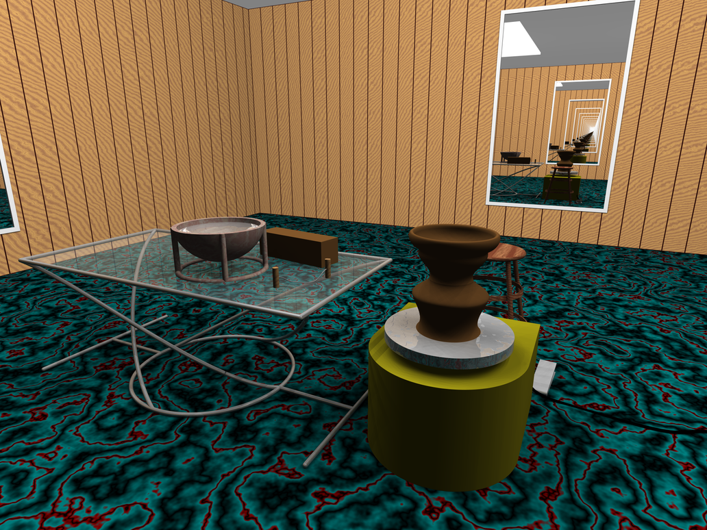 Potter's Room 2 by dseomn