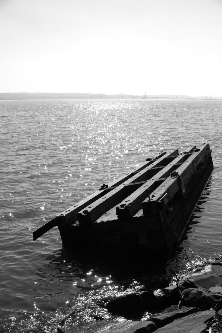 Nyack Pier by dseomn