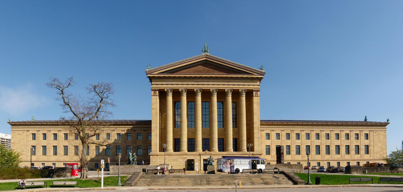 Philadelphia Museum of Art by dseomn