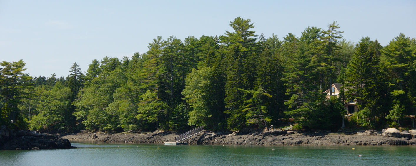 Maine Islands by dseomn