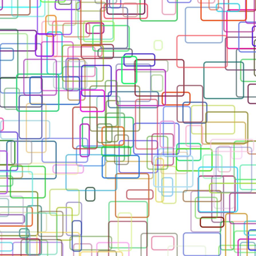 Random Rounded Rectangles by dseomn