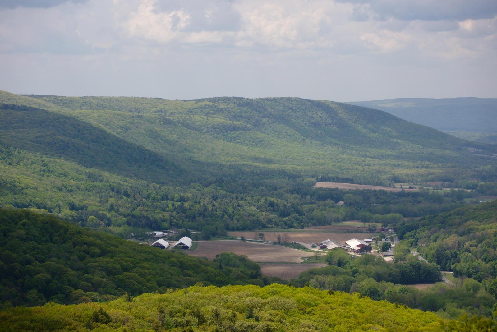 Valley Farm by dseomn
