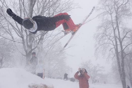 Tufts Ski Team 4