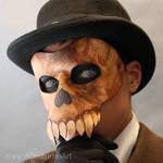 Skull by KwestCostumeArt