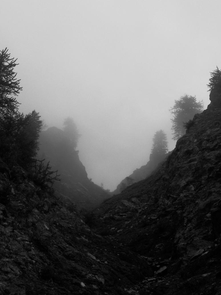 road through desolation by blackresurrection